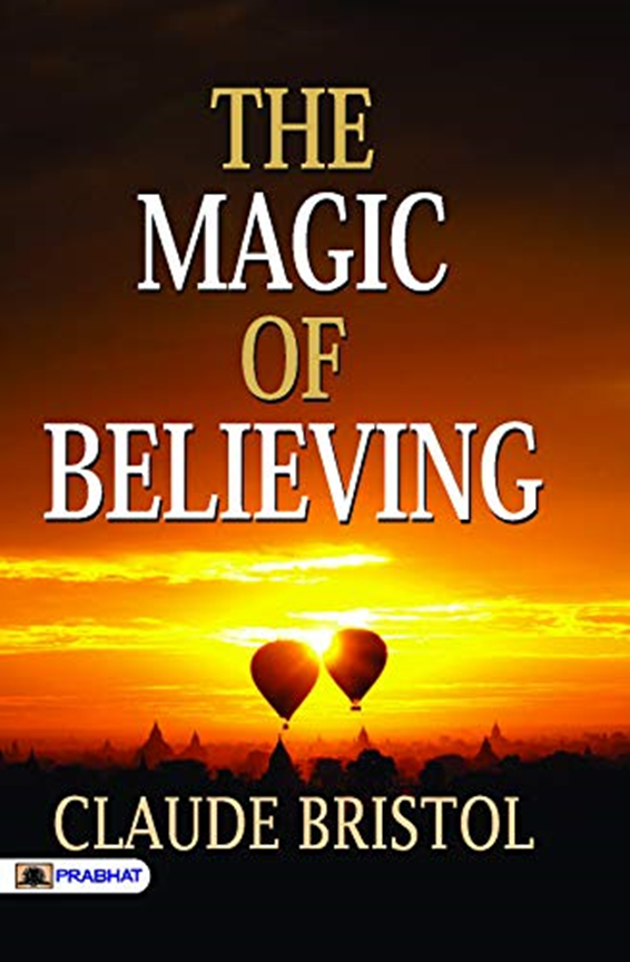 Change Your Mindset Magic of believing book