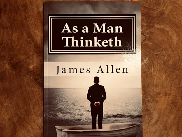 Change Your Mindset As a man thinketh book