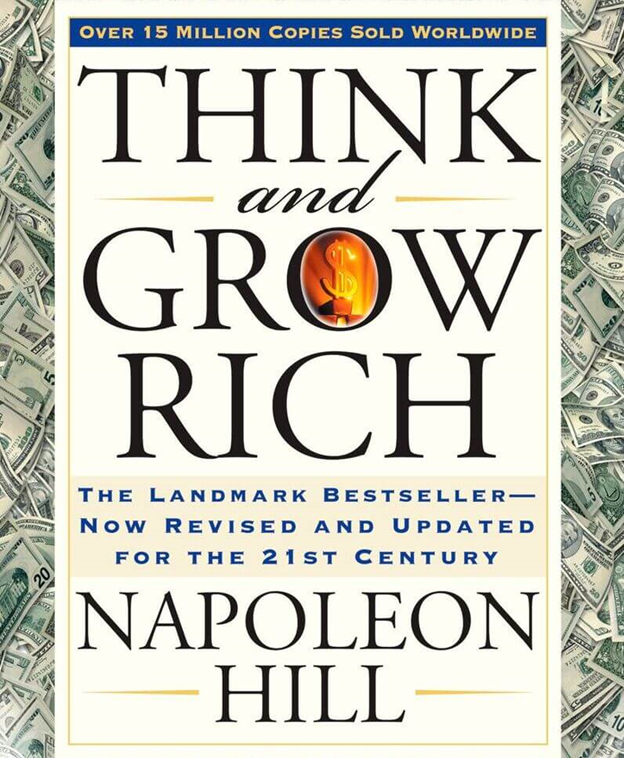 Change Your Mindset Think and Grow rich book